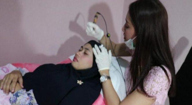 Kursus Sulam Alis dan Bibir di Jogja