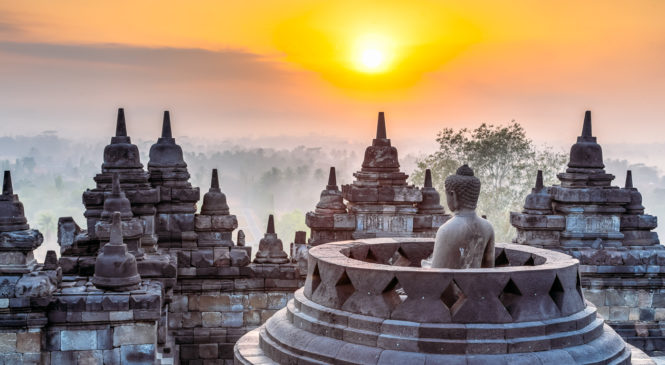Paket Wisata Candi Borobudur Jogja